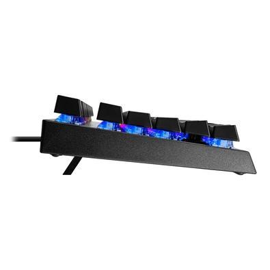 Teclado Mecânico Gamer Cooler Master CK350, RGB, Switch Outemu Red, US - CK-350-KKOR1-US