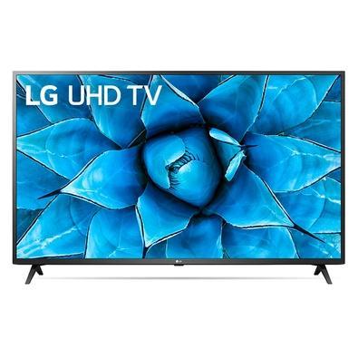 Smart TV LG 55´ 4K UHD, Conexão WiFi e Bluetooth, HDR, Inteligência Artificial, ThinQ, Smart Magic, Google Assistente e Alexa - 55UN7310PSC