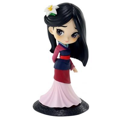 Action Figure Bandai Banpresto Figure Q Posket Disney Mulan - 80471