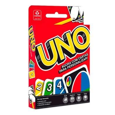 Jogo UNO, Copag - 98190
