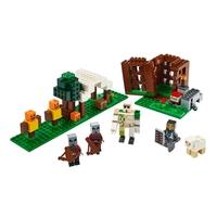 Lego Minecraft The Pillager Outpost - 21159