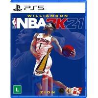 Imagem de Jogo NBA 2K21 - PS5