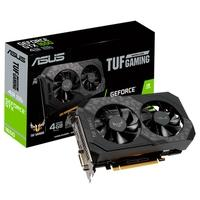 Placa de Vídeo Asus NVIDIA GeForce GTX 1650, 12 Gbps, 4GB, GDDR6 - TUF-GTX1650-4GD6-GAMING