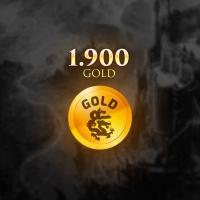 Gift Card Perfect World - 1.900 Gold