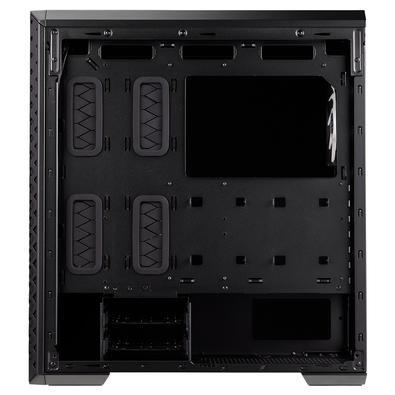 Gabinete Gamer XPG Defender Pro, Mid Tower, 3x FANs ARGB(2x Frontais, 1x Traseira), Lateral em Vidro Temperado, Preto - 15260036