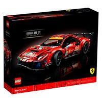 LEGO Technic - Ferrari 488 GTE AF Corse #51, 1677 Peças - 42125