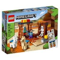 LEGO Minecraft O Posto Comercial, 201 Peças - 21167
