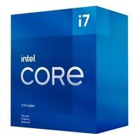 Processador Intel Core i7-11700F 11ª Geração, Cache 16MB, 2.5 GHz (4.8GHz Turbo), LGA1200 - BX8070811700F