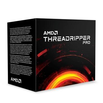 Processador AMD Threadripper PRO 3995WX, 2.7GHz (4.2GHz Max Boost), 64 Núcleos - 100-100000087WOF