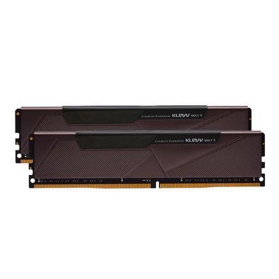 Memória KLEVV BOLT X 16GB (2x8), 3600MHz, DDR4 - KD48GU880-36A180U
