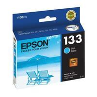 Cartucho de Tinta Epson 133 Ciano  T133220
