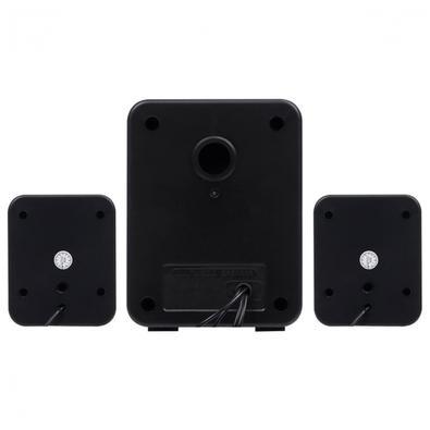 Caixa de Som Vinik 2.1 Standard Way CXST11W Subwoofer, 11W, 2x Auto Falantes, Conexão P2 e USB, Preto - 34856