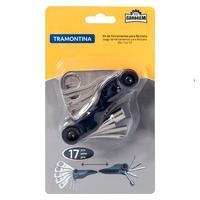 Kit de Ferramenta para Bicicleta Tramontina, 17 Peças - 43134101