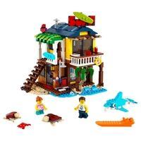 LEGO Creator - Casa da Praia de Surfista, 564 Peças - 31118