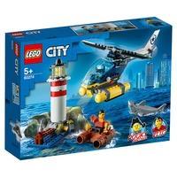 LEGO City - Polícia de Elite - Captura no Farol, 189 Peças - 60274