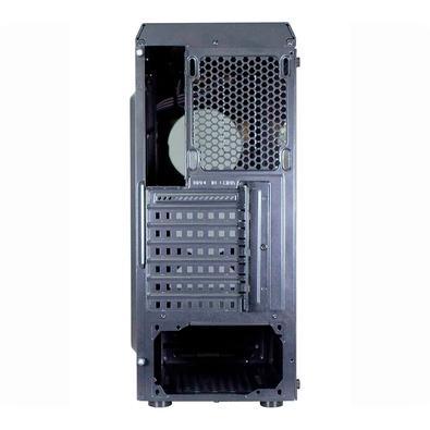 Microcomputador Gamer NTC Vulcano II 7162, I7-10700, 4.8Ghz, 8GB RAM, SSD 240GB, Windows 10 Pro, Preto - Vulcano 7162