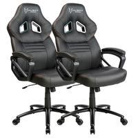 Cadeira Gamer Husky Frost, Black Orange - HFR-BO + Cadeira Gamer Husky Frost, Black Orange - HFR-BO