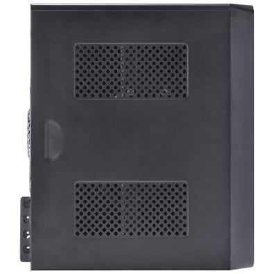 Computador Home Skul H200 AMD A8-9600, RAM 4GB, SSD 120GB, Fonte 300W, Windows 10 Pro - 107652