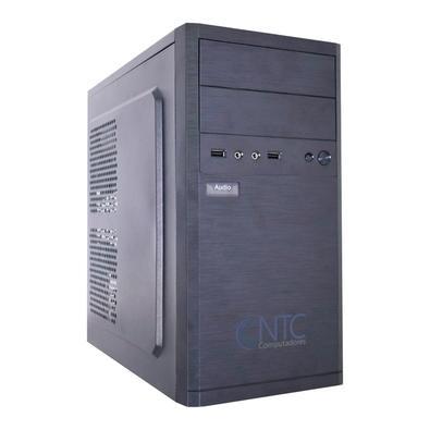 Computador NTC Intel Core i5-10400, 16GB RAM, SSD 240GB, Linux, Preto - 8304
