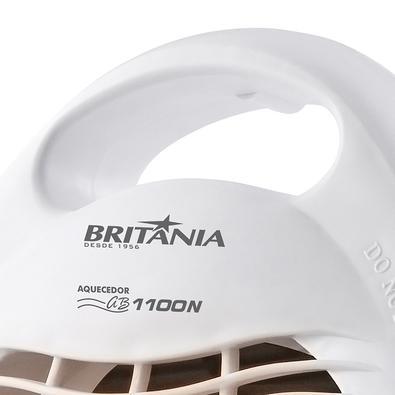 Aquecedor Britânia 3 Níveis, 1500W, 110V - AB1100N