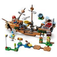LEGO Super Mario - Pacote de Expansão Aeronave de Bowser, 1152 Peças - 71391
