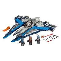 LEGO Star Wars - Starfighter Mandaloriano, 544 Peças - 75316