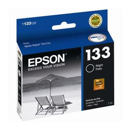 Cartucho de Tinta Epson T133120 Preto