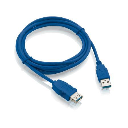 Multilaser Cabo USB 3.0 AM/AF 1.8M WI210