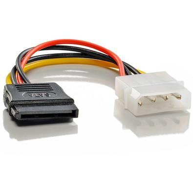 Cabo para Alimentação Plus Cable SATA 15cm - PC-STF015