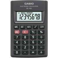 CASIO Calculadora Digital HL-4A
