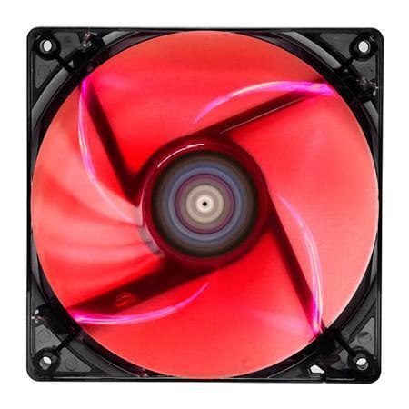 Cooler FAN AeroCool 120x120 Lightning Red EN51363