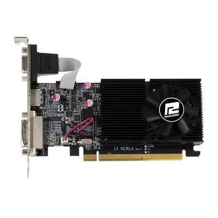 Placa de Vídeo PowerColor AMD Radeon R7 240 2GB, DDR3 - AXR7 240 2GBK3-HLE