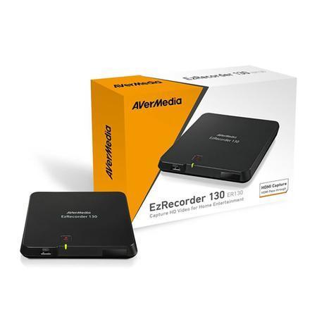 Gravador Avermedia EzRecorder 130, HDMI, 1080p 30fps - ER130