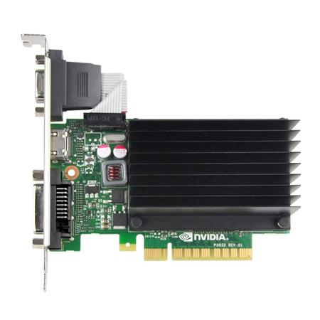 Placa de Vídeo EVGA NVIDIA GeForce GT 730 2GB, DDR3 - 02G-P3-1733-KR