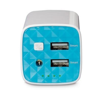 Carregador Portátil TP Link, 2 Portas USB 10400mAh, Branco - TL-PB10400