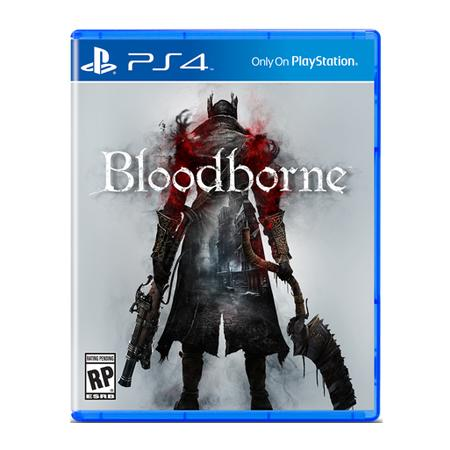 Game Bloodborne PS4