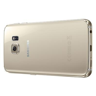 Smartphone Samsung Galaxy S6 Edge, 64GB, 16MP, Tela 5.1´, Dourado - G925I