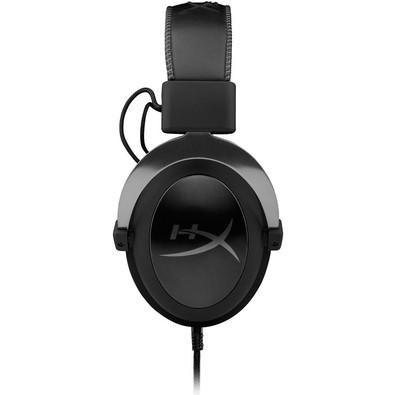 Headset Gamer HyperX Cloud II 7.1 - KHX-HSCP-GM - Preto