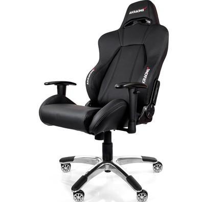 Cadeira Gamer AKRacing Premium V2, Black - 10046-1