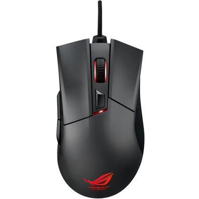 Mouse Gamer Asus ROG Gladius 6400DPI P501-1A