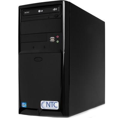 Desktop Ntc 5407 Amd Fx-4300 4gb 1tb Intel Hd Graphics Linux