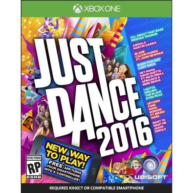 Game Just Dance 2016 Xbox One