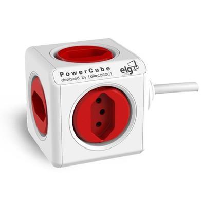 PowerCube ELG Extended PWC-X5/3M - Vermelho 3M