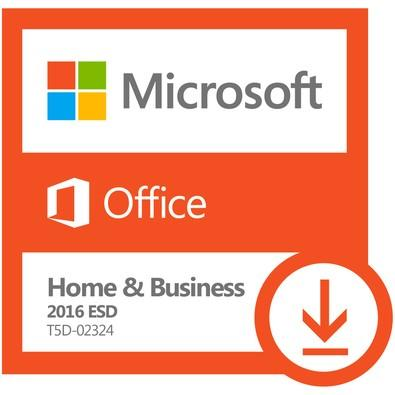 Microsoft Office Home And Business 2016 Digital Download For