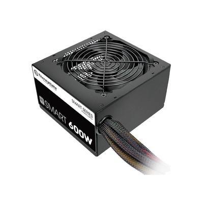 Fonte Thermaltake 600W 80 Plus White Smart Series - PS-SPD-0600NPCW