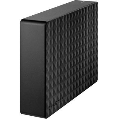HD Seagate Externo Expansion USB 3.0 4TB Preto - STEB4000100