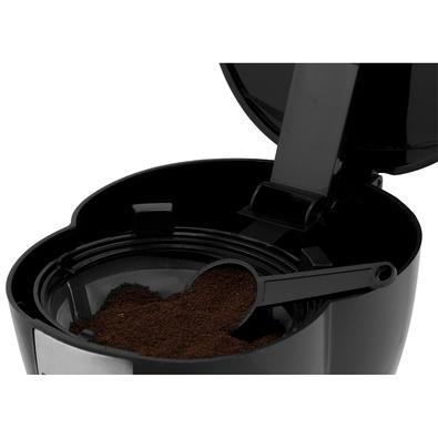 Cafeteira Britânia Preto CP15 Inox - 110V