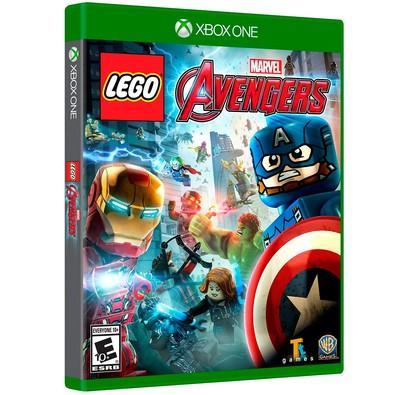 Game Lego Marvel Vingadores Xbox One