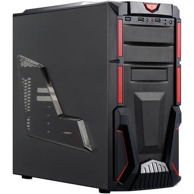 Desktop Braview Gamer Af01 Amd Fx-8320e 3.20ghz 8gb 1tb Amd Radeon R7 360 Linux