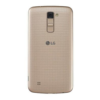Smartphone LG K10, 16GB, 13MP, Tela 5.3´, TV Digital, Dourado - K430TV